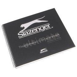 Slazenger Crickert Score Book ()