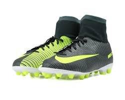 Nike Jungen 903603-373 Fußballschuhe Grün