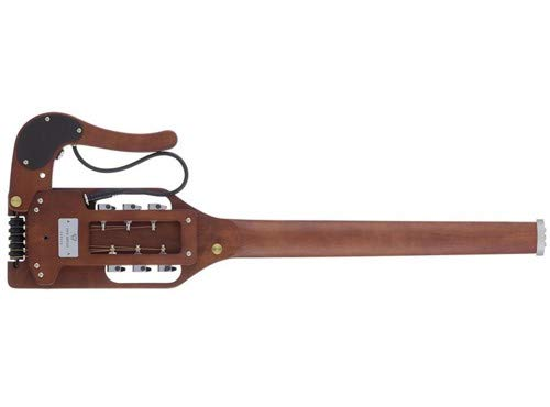 Traveler Guitar 6 String Pro-Series (Antique Brown), Right (PS ABNS