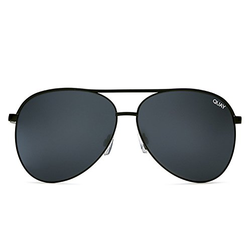 Quay Australia VIVIENNE Women's Sunglasses Oversized Aviators Metal - - Quay Sunglasses