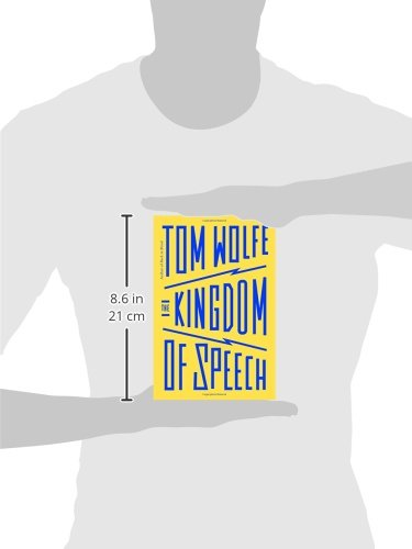 The Kingdom of Speech by Little Brown and Company