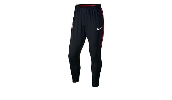 Pantalón de hombre Atlético de Madrid 2017-2018 Dry Squad Nike ...
