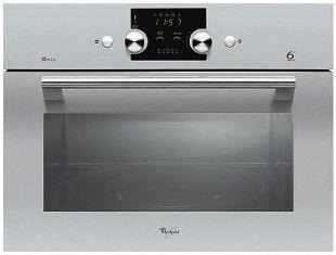 Whirlpool - Horno+Microondas Amw545Ix, 40L, 900W, Electrónico, Twin Integrable En