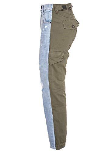 Alexander Donna Azzurro 4D994220CK109 Jeans Wang Cotone rPwvr