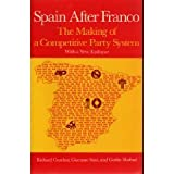 Spain after Franco : The Making of a Competitive Party System, Gunther, Richard and Sani, Giacomo, 0520063368