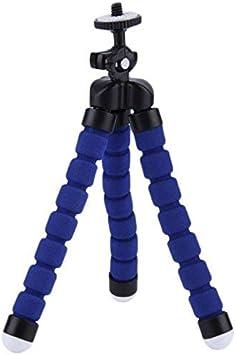 Universal Spong Flexible Mini Tripod Portable Octopus Stand Mount Bracket Monopod for Gopro Nikon Canon Sony