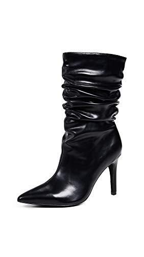 - Jeffrey Campbell Women's Guillot Point Toe Boots, Black, 6 M US