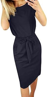 LILICAT® Vestido Casual de Playa de Verano para Mujer, 2018 ...