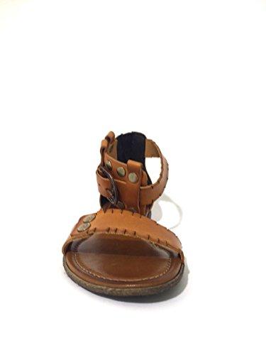 Vintage Pelle In Bot 4636 Cuoio Mainapps Sandali 2990 qB5XXa