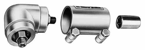 Milwaukee 48-06-2871 Right Angle Drive Unit Attachment for Milwaukee Drills 0234-6 and 0244-1 Only by Milwaukee