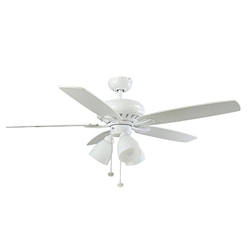 Hampton Bay Rockport 52-inch Large Room Ceiling Fan