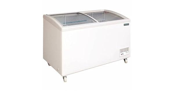 Congelador arcón profesional - Tapa deslizante - 328 Litres - Neuf ...