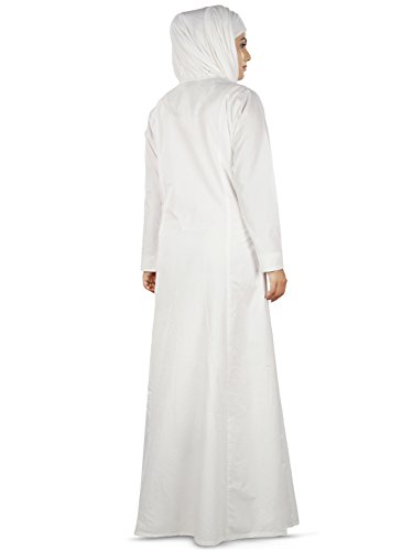 Zuhera während MyBatua Hajj Abaya Gebet Frauen BfqE0