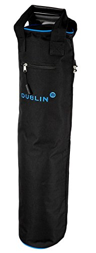 Dublin Imperial Bridle Bag Black/Blue