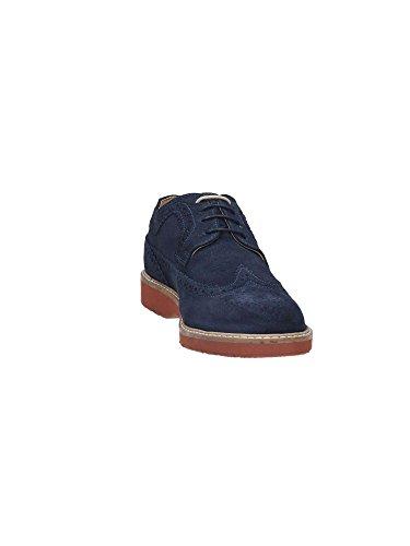 Lumberjack Scarpa blu SM34304 Uomo 39 Stringa 46 88TOxqr