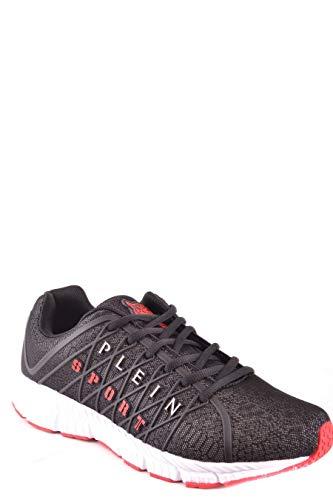 Plein Uomo Poliestere Sneakers Nero Msc0550ste006n02 Philipp UwqpdAp