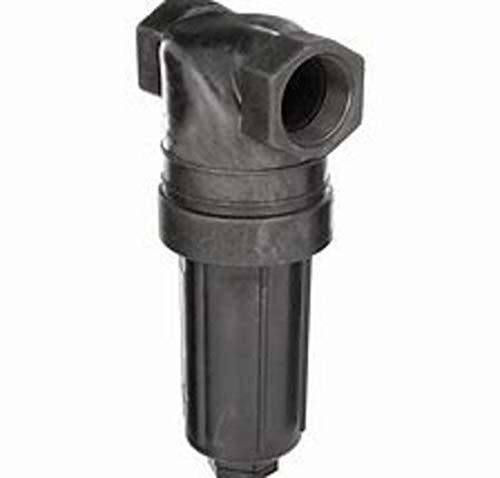 Banjo LST150-30 Polypropylene T-Strainer, 30 Mesh, 1-1/2'' NPT Female by Banjo Corp