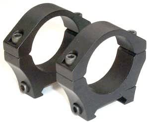 """Weigand Magnum 1"""" Scope Rings, (2 Ring Set)Magnum 1"""" Scope Rings, (2 Ring Set). SILVER"""