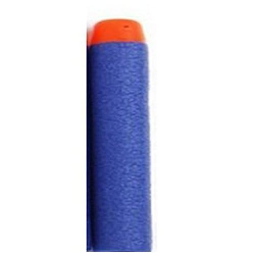 100 X Balles Couleur Bleu Fléchettes En Mousse Pour N-Strike Elite
