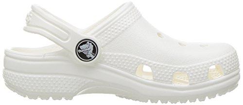 Crocs Kids Clog Classico Bianco