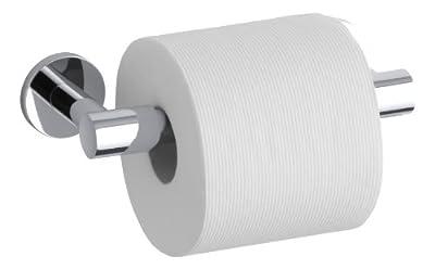KOHLER K-14393-CP Stillness Toilet Paper Holder, Polished Chrome