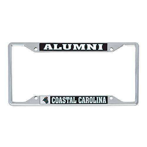 Top 10 coastal carolina university license plate frame for 2020