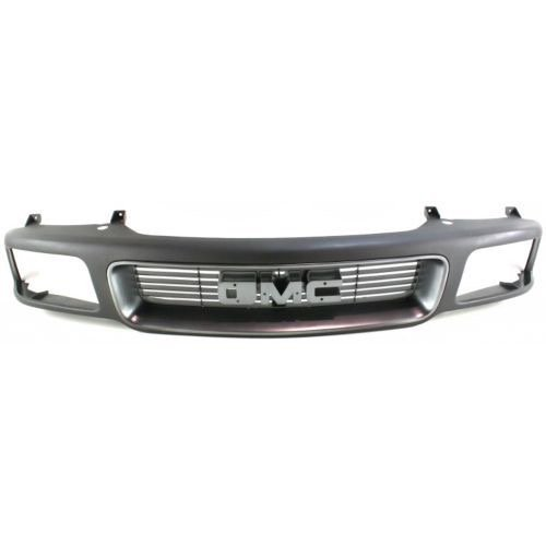 Go-Parts ª OE Replacement for 1994-1995 GMC S15 + Sonoma Pickup Grille Assembly 15653573 GM1200361 for GMC S15 - Compatible Aftermarket Part