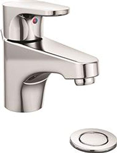 CLEVELAND FAUCET GROUP 46100 2478714 1.5 gpm Edgestone Centerset Bathroom Faucet with 50/50 Waste Assembly, Chrome