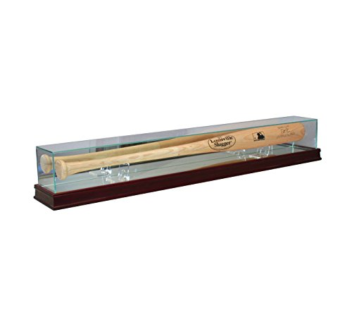Baseball Bat Display Case with Sport Moulding