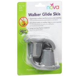 Nova Walker Glide Skis for 1 and 1/8