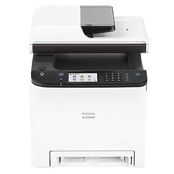 Ricoh M C250FWB - Impresora láser Digital multifunción a Color, 25 ...
