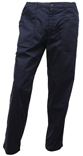 Regatta Navy Action Da Uomo Esterni Pantaloni XrX8qT