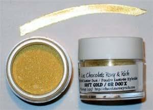 Chocolats Roxy & Rich Lustre Dust - Soft Gold