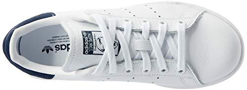W maruni ftwbla Scarpe Smith Da Donna Stan 0 Adidas ftwbla Fitness Bianco gqpEUA7w