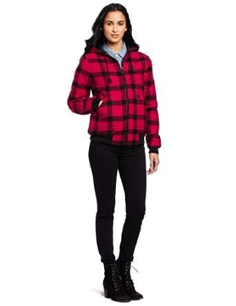 Carhartt Women's Camden Active Jacket,Scarlet (Closeout),XX-Large