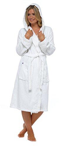 ury Towelling Dressing Gown Bathrobe ()
