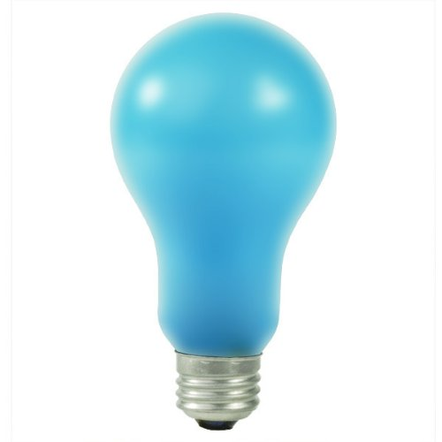 - Eiko 1960 - EBW - Photography Lighting - PS25 - Photoflood - Frosted - 500 Watts - 120 Volts - Medium Base - 4800K
