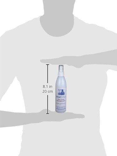 31dIhwQbR0L TrueBlue Easy Comb Detangling Spray, 8.7 Ounce - Packaging May Vary