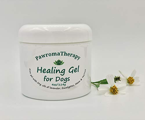 Healing Gel for Dogs, natural skin relief - Healing Treatment Neem