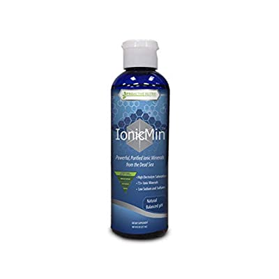IonicMin Mineral Supplement - Natural Balanced pH - 8 Ounce