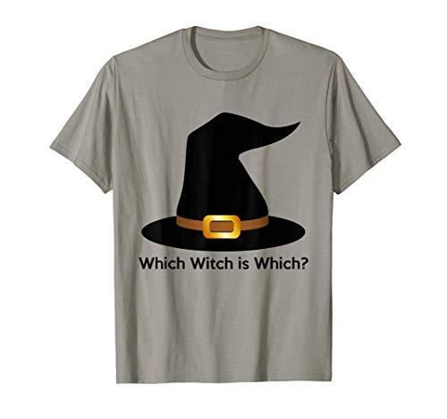 Which Witch is Which Grammer Teacher Halloween T