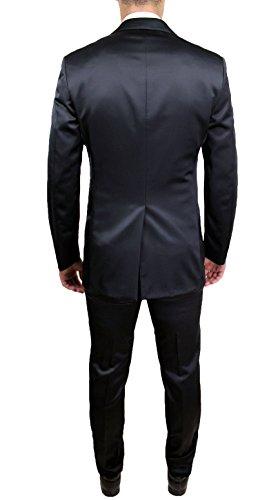 Lubiam - Costume - Homme noir noir 44