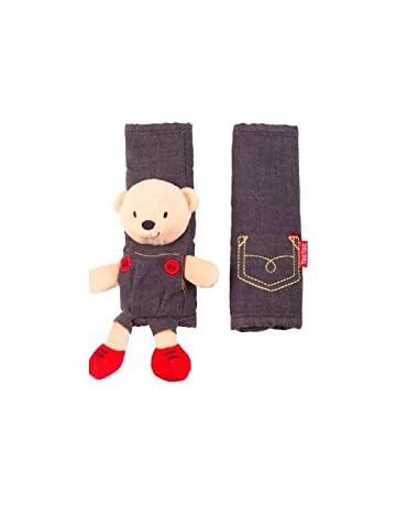 oso Newin Star Almohadillas para Cintur/ón de Seguridad,Protector de cintur/ón,Cintur/ón de Seguridad Coj/ín de Coche,Ajustable Protectores para la Cabeza para beb/é