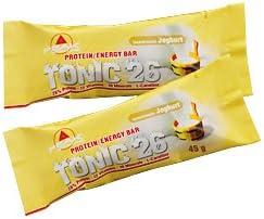 Tonic 26 proteína de/energía cerrojo, yogur – Chocolate ...