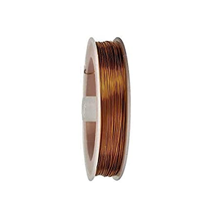 ART IFACT Enameled Copper Magnet Winding Wire (20 Meters )(32 Gauge)