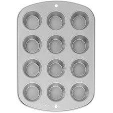 Wilton Recipe Right Nonstick 12-Cup Regular Muffin Pan (2-Pack)