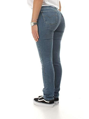 0124 Bleu 18884 Jeans Femme Levi's 2YH9EIWD