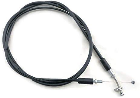 Bowden Cable Black Linmot GPV125L Throttle Cable Gas Cable for Piaggio Vespa ET4 125//150 Silnik Leader 00-05