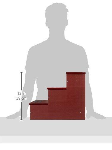 Etna Pet Store Solid Wood Steps
