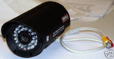 "G4B-NEW 1/3"" SHARP CCD 420 TVL CCTV SECURITY CAMERA"